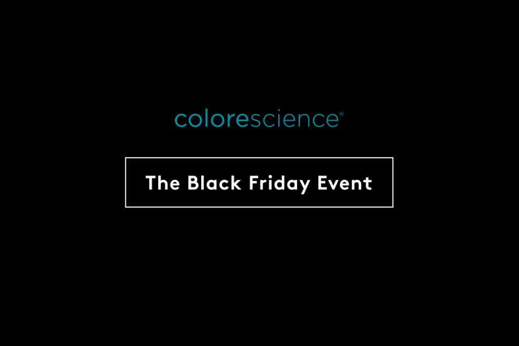 Colorescience-Black-Friday-Event-SCCDermSurgery